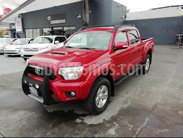 Foto venta Auto Seminuevo Toyota Tacoma TRD Sport  (2012) color Rojo precio $299,000