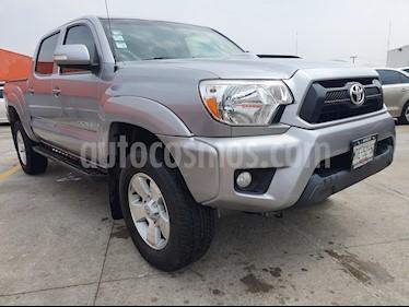 Foto Toyota Tacoma TRD Sport usado (2015) color Plata precio $399,000