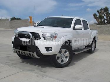 Foto venta Auto usado Toyota Tacoma TRD Sport (2015) color Blanco precio $410,000