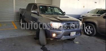 Foto venta Auto usado Toyota Tacoma TRD Sport (2014) color Gris precio $319,900