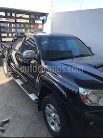 Foto venta Auto usado Toyota Tacoma TRD Sport (2014) color Negro precio $380,000