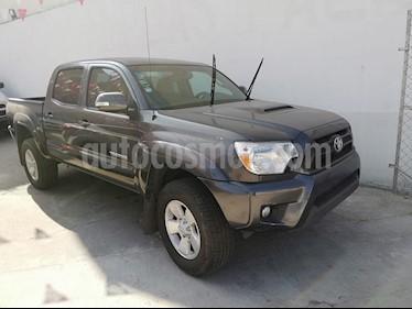 Foto venta Auto usado Toyota Tacoma TRD Sport (2015) color Gris precio $345,000