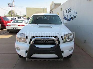 Foto venta Auto usado Toyota Tacoma TRD Sport  (2009) color Blanco precio $245,000