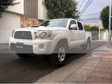 Toyota Tacoma TRD Sport  usado (2009) color Blanco precio $230,000