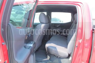 Foto venta Auto usado Toyota Tacoma TRD Sport  (2019) color Rojo precio $589,000