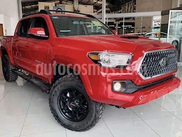 Foto venta Auto usado Toyota Tacoma TRD Sport (2018) color Rojo precio $596,500