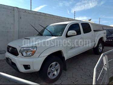 Foto venta Auto Seminuevo Toyota Tacoma TRD Sport  (2014) color Blanco precio $385,000