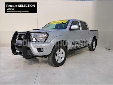 Foto venta Auto usado Toyota Tacoma TRD Sport  (2013) color Plata precio $350,000