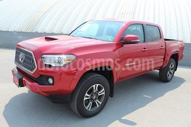 Foto venta Auto usado Toyota Tacoma TRD Sport (2019) color Rojo precio $613,000