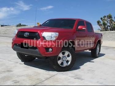 Foto venta Auto usado Toyota Tacoma TRD Sport (2014) color Rojo precio $358,000