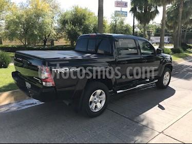Foto venta Auto usado Toyota Tacoma TRD Sport (2015) color Negro precio $435,000
