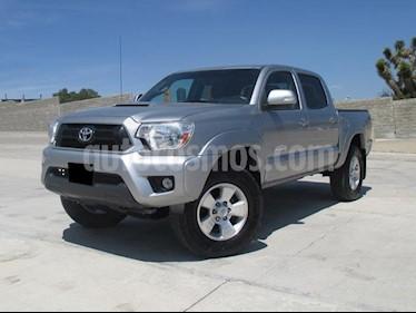 Foto venta Auto usado Toyota Tacoma TRD Sport (2015) color Plata precio $385,000