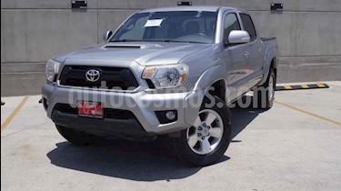 Foto venta Auto usado Toyota Tacoma TRD Sport  (2014) color Plata precio $350,000