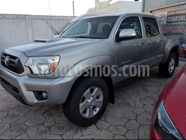 Foto venta Auto usado Toyota Tacoma TRD Sport  (2014) color Plata precio $375,000