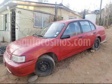 Toyota Tercel 1.5 Dx usado (1992) color Rojo precio $500.000