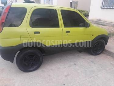 Toyota Terios Cool  usado (2018) color Verde precio u$s2.700