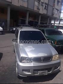 Toyota Terios LX Sinc. usado (2007) color Plata precio BoF2.000