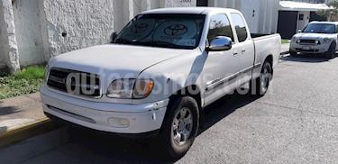 Foto Toyota Tundra 4.7L B Cab V8 SR5 usado (2002) color Blanco precio $83,000