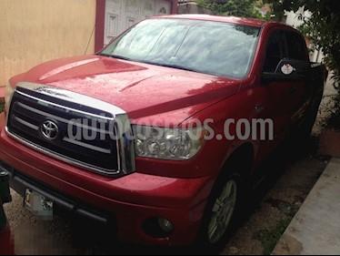Foto Toyota Tundra 4.7L B Cab V8 SR5 usado (2012) color Rojo precio $300,000
