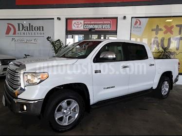 Foto venta Auto usado Toyota Tundra 5.7L Limited 4x4 (2017) color Blanco precio $649,000