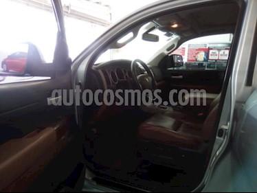 Toyota Tundra 4P LIMITED DOBLE V8/5.7 AUT 4X4 usado (2012) color Plata precio $335,000
