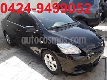 Toyota Yaris Belta 1.5L Aut usado (2007) color Negro precio u$s5.500