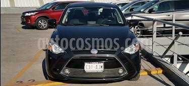 Toyota Yaris R XLE Aut usado (2016) color Gris Metalico precio $199,000