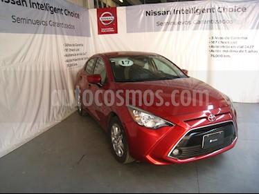 Foto venta Auto usado Toyota Yaris R XLE Aut (2017) color Rojo precio $223,000