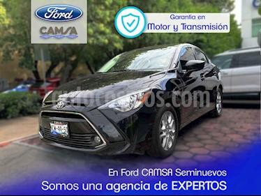 Foto venta Auto usado Toyota Yaris R XLE Aut (2018) color Negro precio $259,900