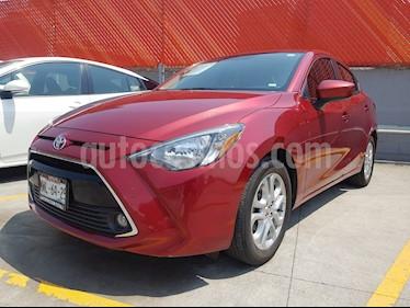 Foto venta Auto usado Toyota Yaris R XLE Aut (2016) color Rojo precio $210,000
