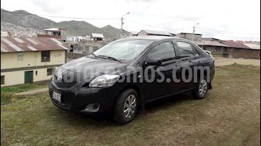 Toyota Yaris Sedan 1.3 usado (2007) color Negro precio u$s7,000