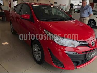 Foto venta Auto usado Toyota Yaris Sedan 1.5 XLS Pack CVT (2019) color Rojo precio $790.000