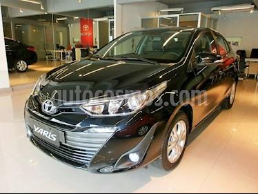 Foto venta Auto usado Toyota Yaris Sedan 1.5 XLS Pack CVT (2019) color Negro precio $800.000