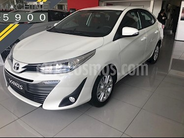 Foto venta Auto usado Toyota Yaris Sedan 1.5 XLS (2019) color Blanco precio $754.800