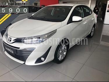 Foto venta Auto usado Toyota Yaris Sedan 1.5 XLS (2019) color Blanco precio $701.400