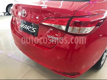 Foto venta Auto usado Toyota Yaris Sedan 1.5 XLS (2019) color Rojo precio $690.000