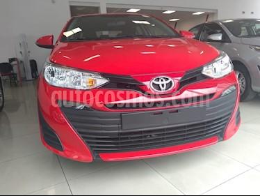 Foto Toyota Yaris Sedan 1.5 XS nuevo color Rojo precio $754.000