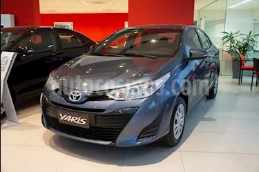 Toyota Yaris Sedan 1.5 XS nuevo color Azul precio $1.070.300