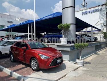 Foto venta Auto usado Toyota Yaris Sedan Base (2016) color Rojo precio $187,900