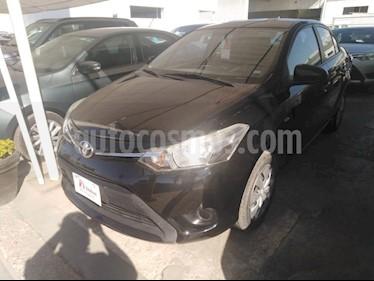 Foto venta Auto usado Toyota Yaris Sedan Core Aut (2017) color Negro precio $169,000