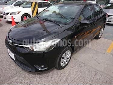 Foto venta Auto usado Toyota Yaris Sedan Core Aut (2017) color Negro precio $189,000