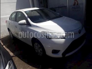 Foto venta Auto usado Toyota Yaris Sedan Core Aut (2017) color Blanco precio $189,000