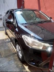 Toyota Yaris Sedan Core usado (2017) color Negro precio $168,000