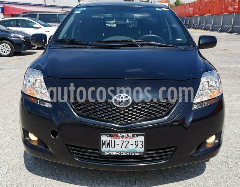 Toyota Yaris Sedan Premium Aut usado (2016) color Negro precio $169,000