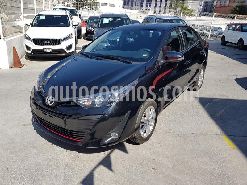 Toyota Yaris Sedan S usado (2019) color Negro precio $245,000