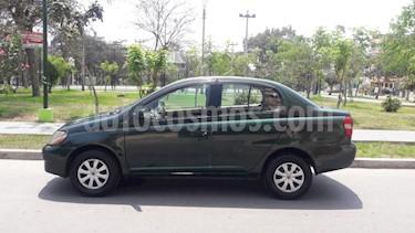 Toyota Yaris Sedan 1.5 GLi  Aut usado (2001) color Verde precio $5,000