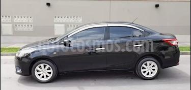 Toyota Yaris Sedan 1.3L usado (2017) color Negro precio $4,200