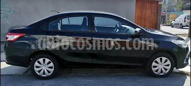 Toyota Yaris Sedan 1.5L GLi usado (2017) color Negro precio $4,400