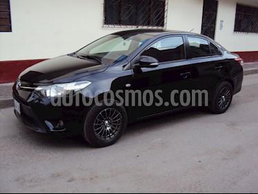 Toyota Yaris Sedan 1.3L GLi usado (2015) color Negro precio u$s10,550