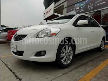 Foto Toyota Yaris Sedan Premium Aut usado (2016) color Blanco precio $160,000